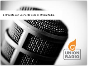 LeonardoSotoUnionRadio